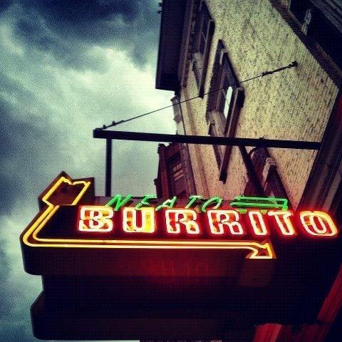Neato Burrito Carlisle