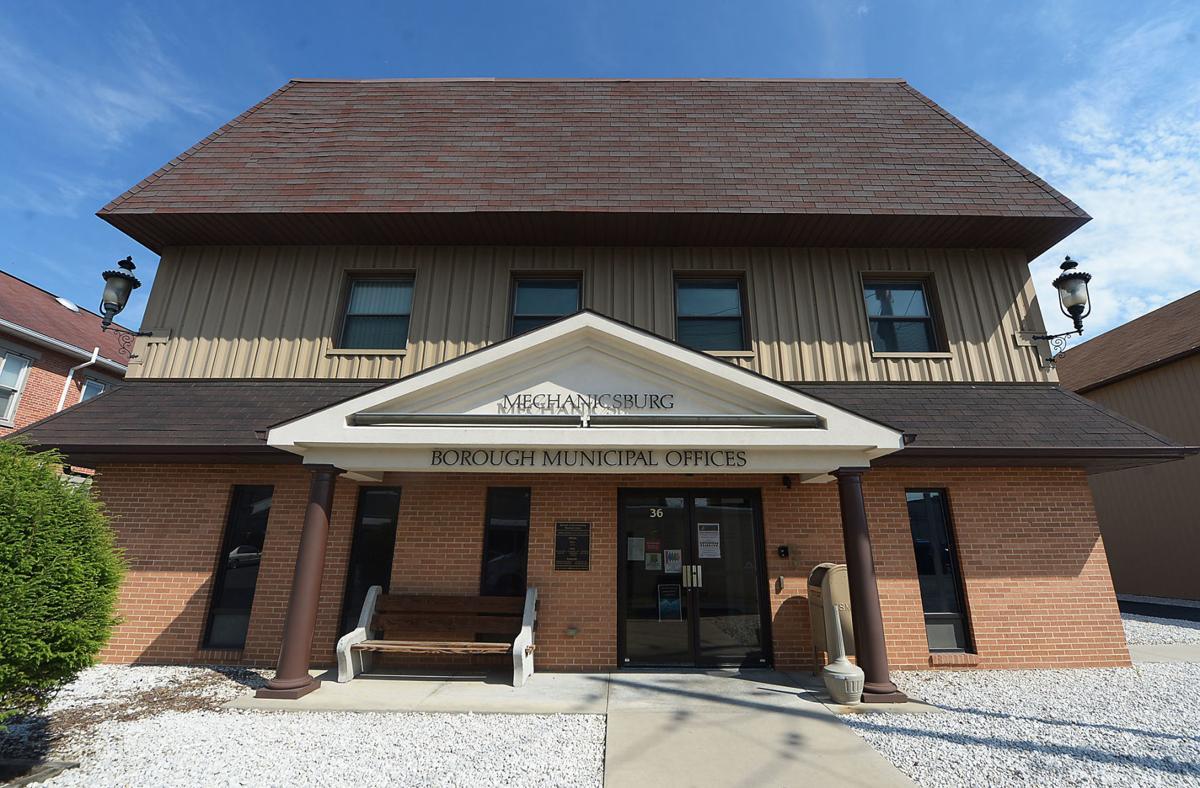 Mechanicsburg Borough Municipal Building