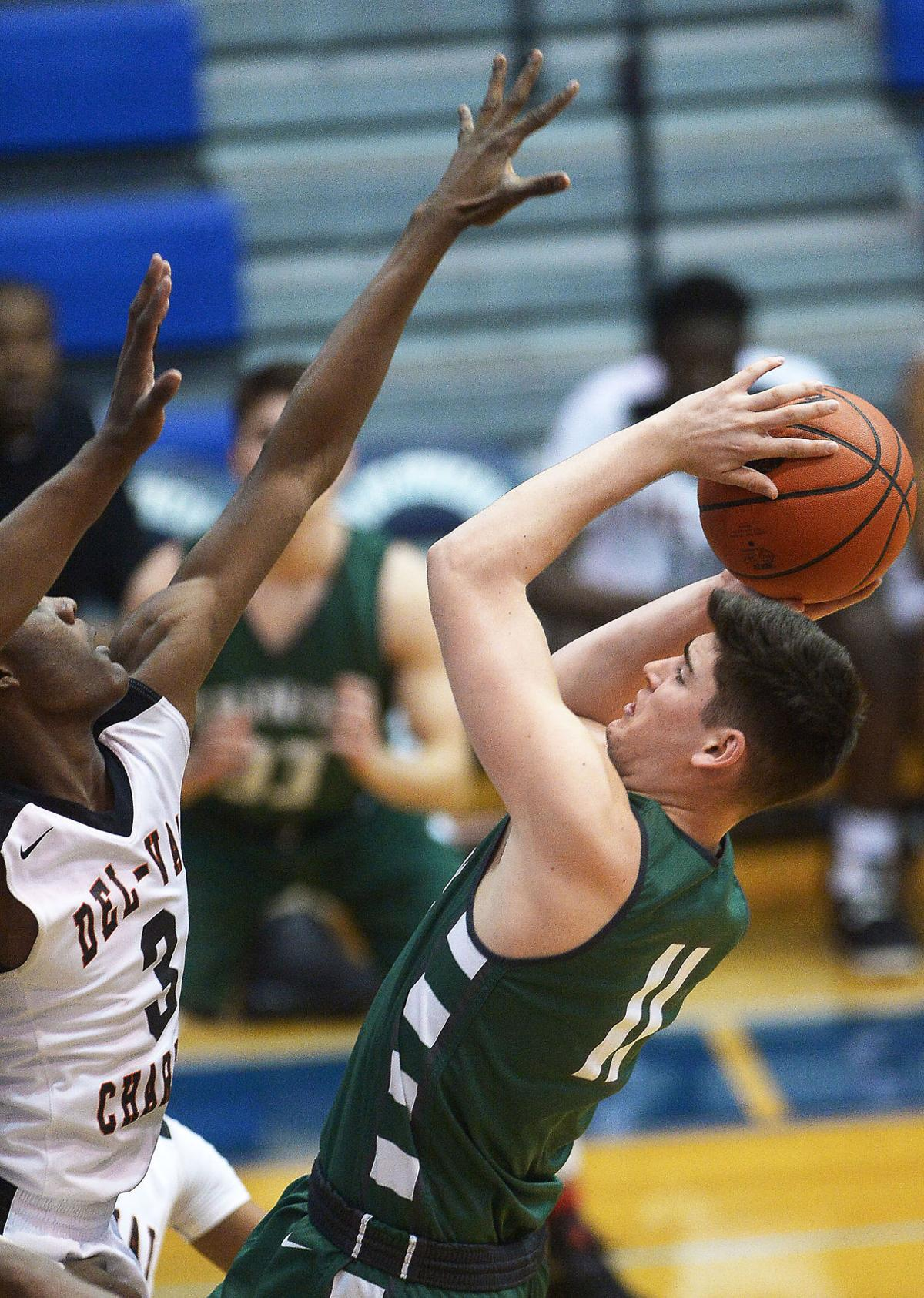 PIAA Class 3A Boys Basketball: Trinity vs Delaware-Valley Charter
