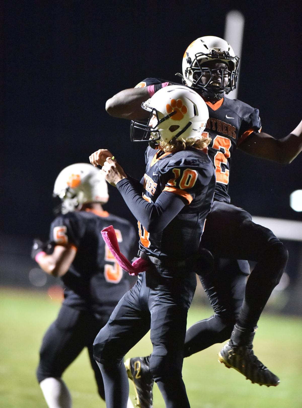Week 12 Game of the Week: East Pennsboro's Onasis Neely, Payton Morris