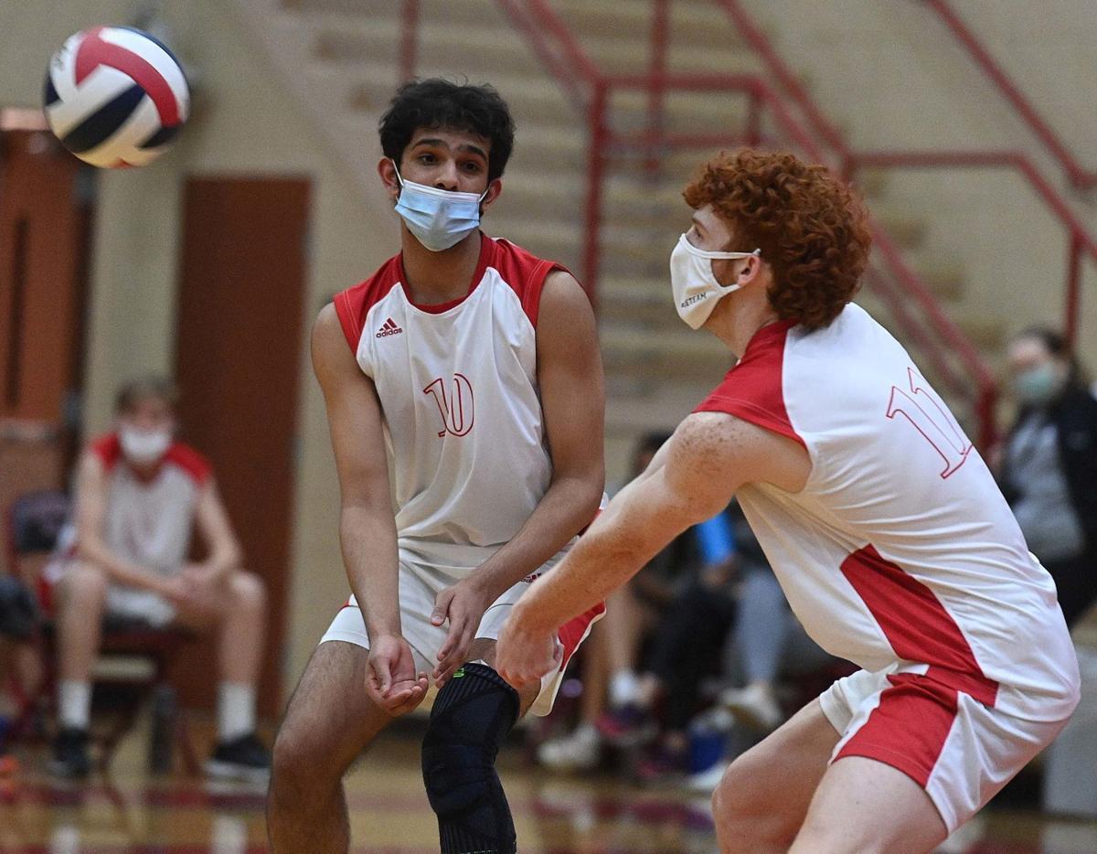 Cumberland Valley Carlisle Volleyball 6