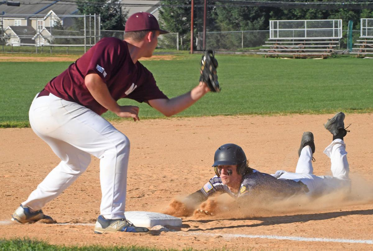 Dillsburg VS Mechanicsburg Legion Baseball