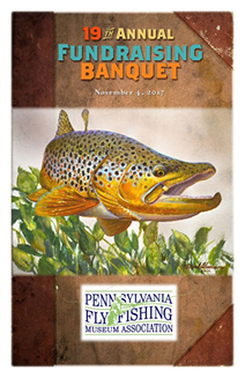 Pennsylvania Fly Fishing Museum Association banquet