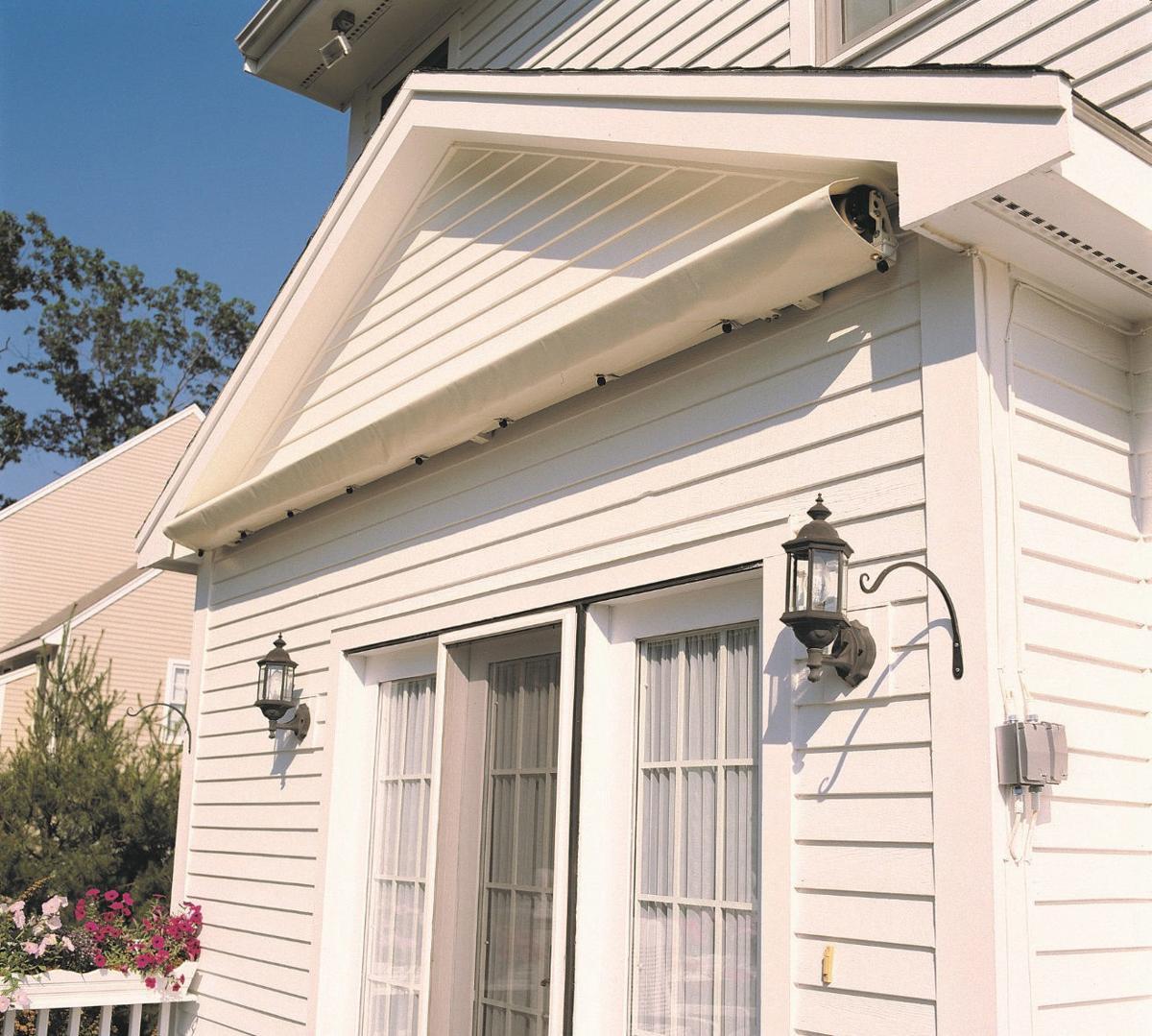 Recall awning
