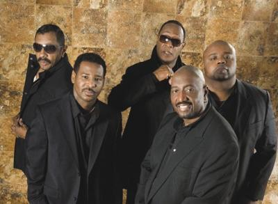 A living legend: Otis Williams and 'The Temptations' roll