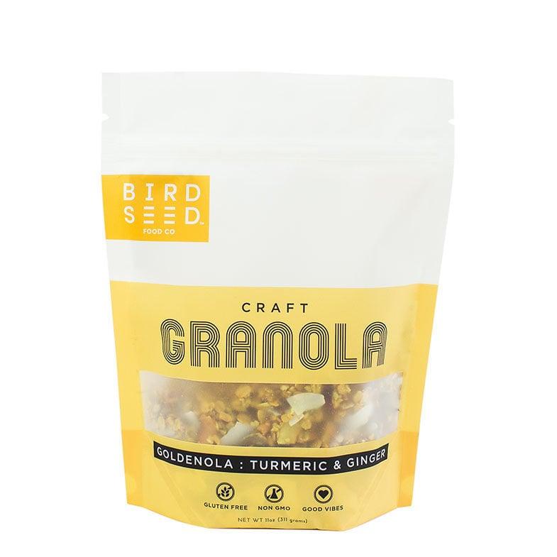 Recall Birdseed granola