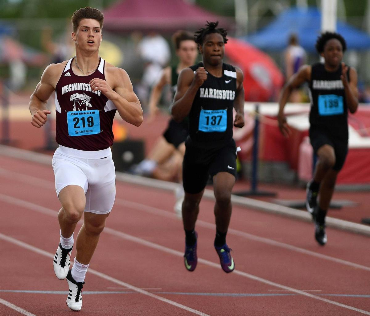 District Track and Field 8