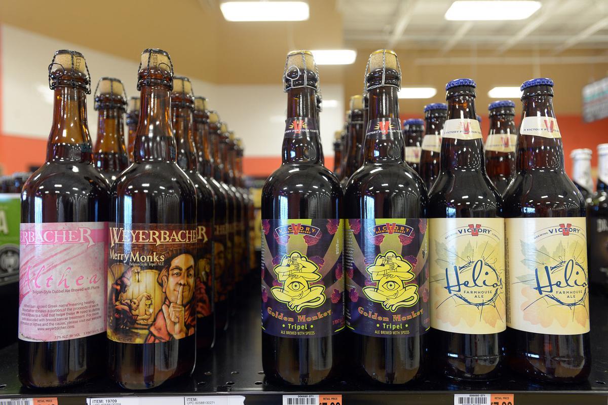 Weis Markets beer