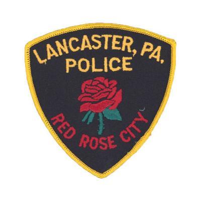 Lancaster police logo