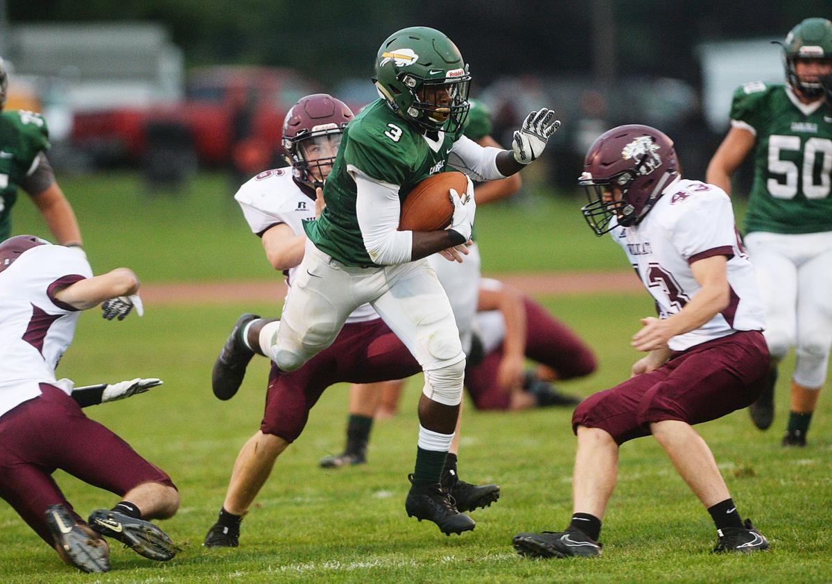 Football: Mechanicsburg at Carlisle (copy)