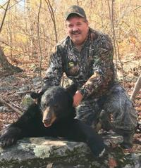 Outdoors: Local bear hunter finds archery success with 149-pound bear