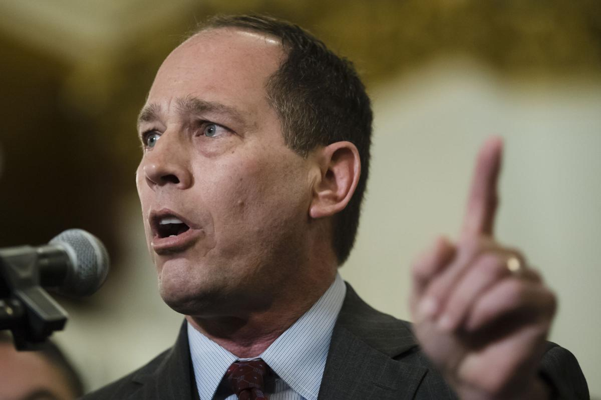 Senator's Campaign Records-Lawsuit