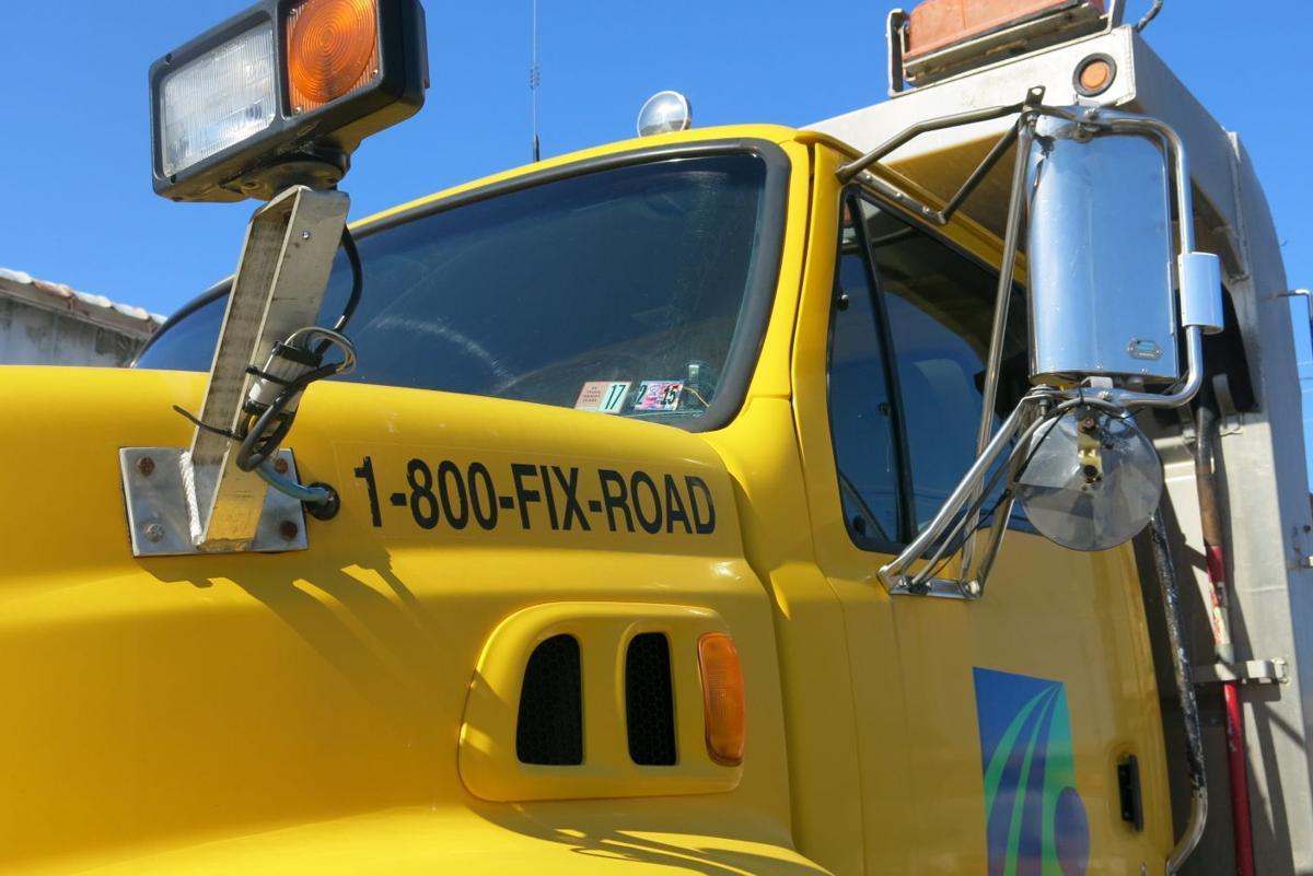 PennDOT truck