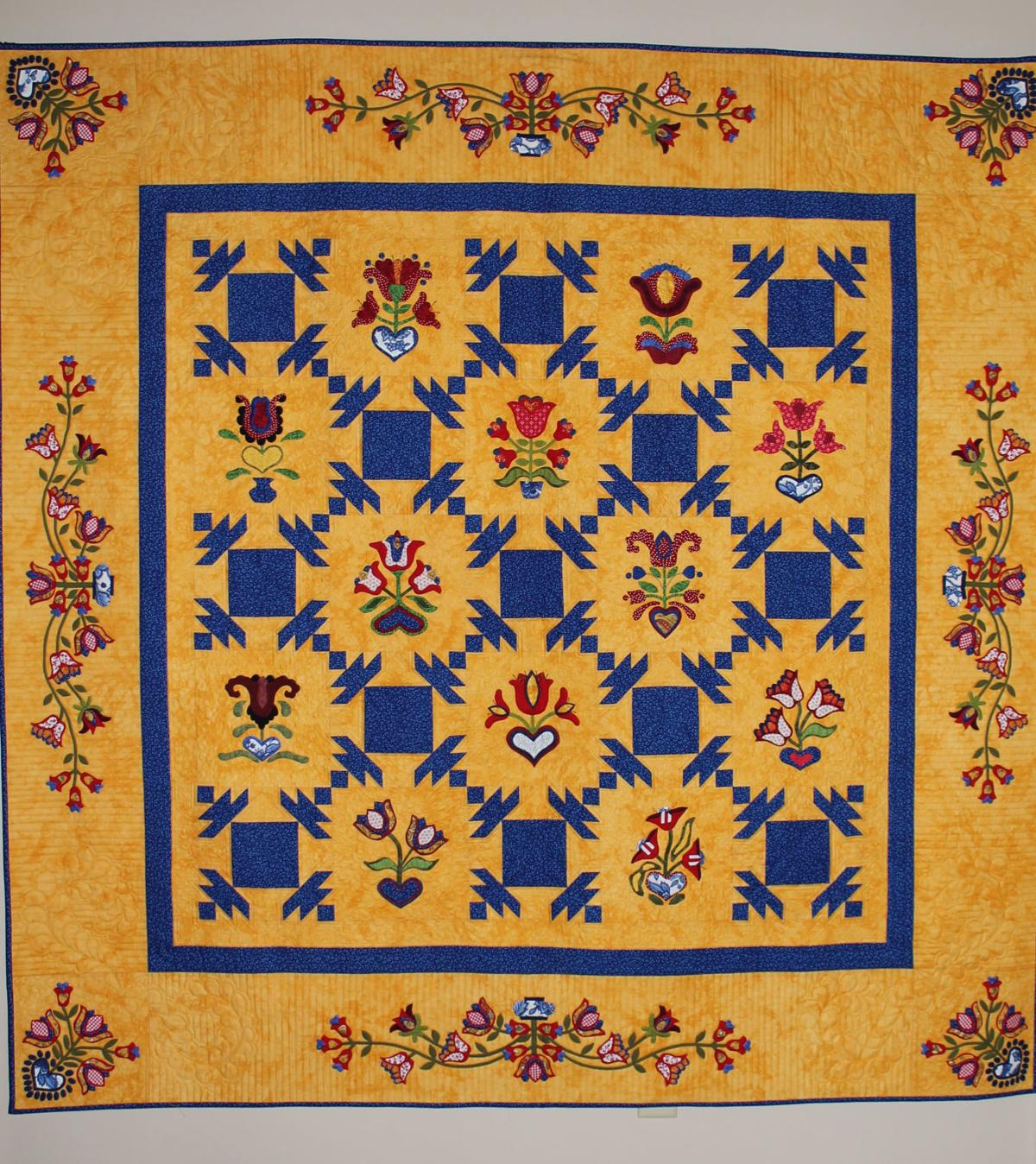 Quilt Fest runs during annual Foundry Day in Boiling Springs | The ...