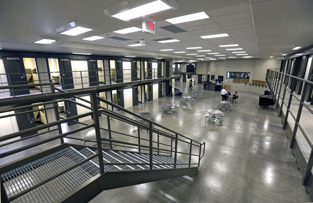 New Prison Inmate Transfer