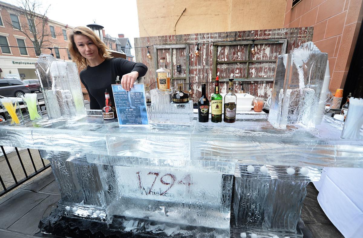 CenturyLink Ice Art Festival