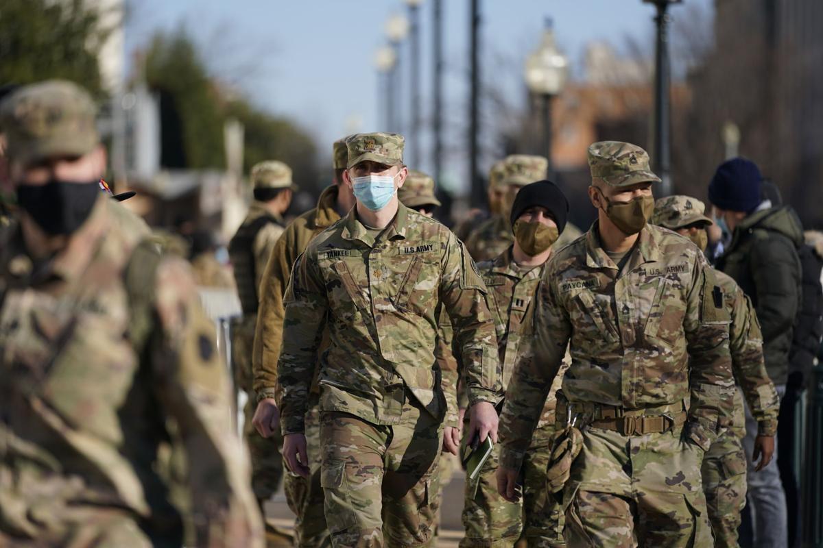 Capitol Breach National Guard Explainer