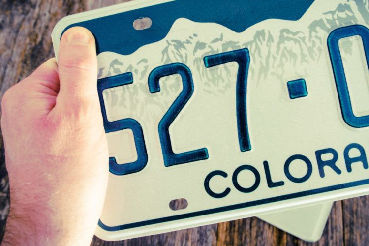 Police Are Warning About A Creepy License Plate Scam—Here's How To Protect Yourself While Driving