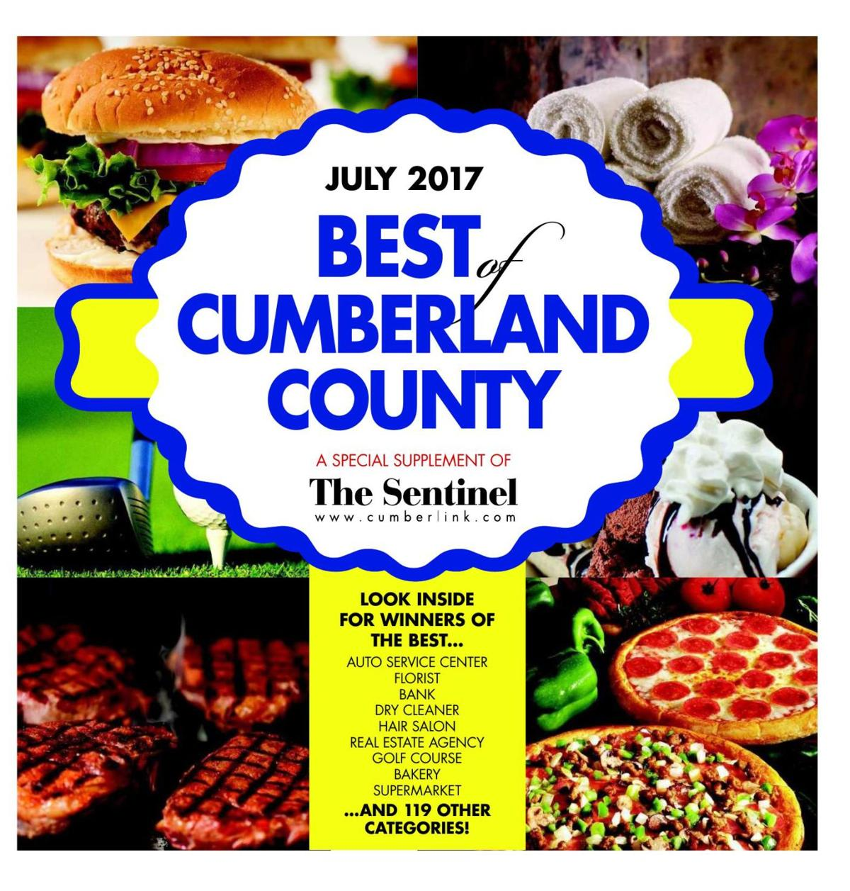 Best of Cumberland County 2017