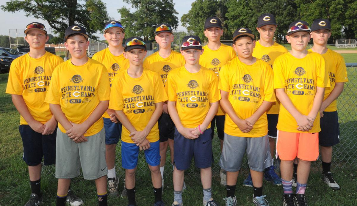 Cedar Cliff 12U all-stars dominating foes all the way to the