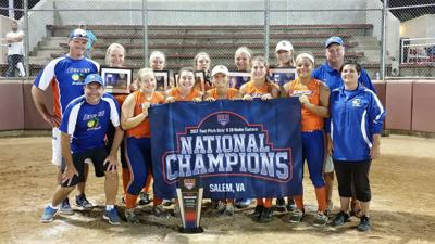 Gators PA travel softball team out of Enola wins 16U