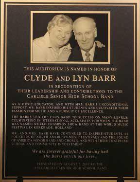 Clyde Barr