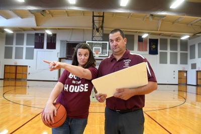 Coach McAllister, Mechanicsburg 2
