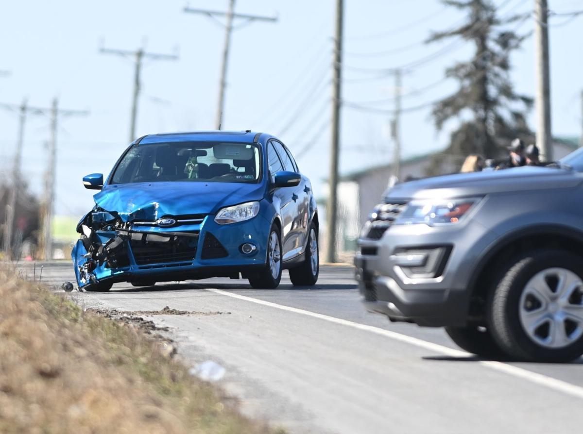 Buggy crash