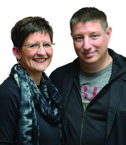 Joe and Barrie Ann George