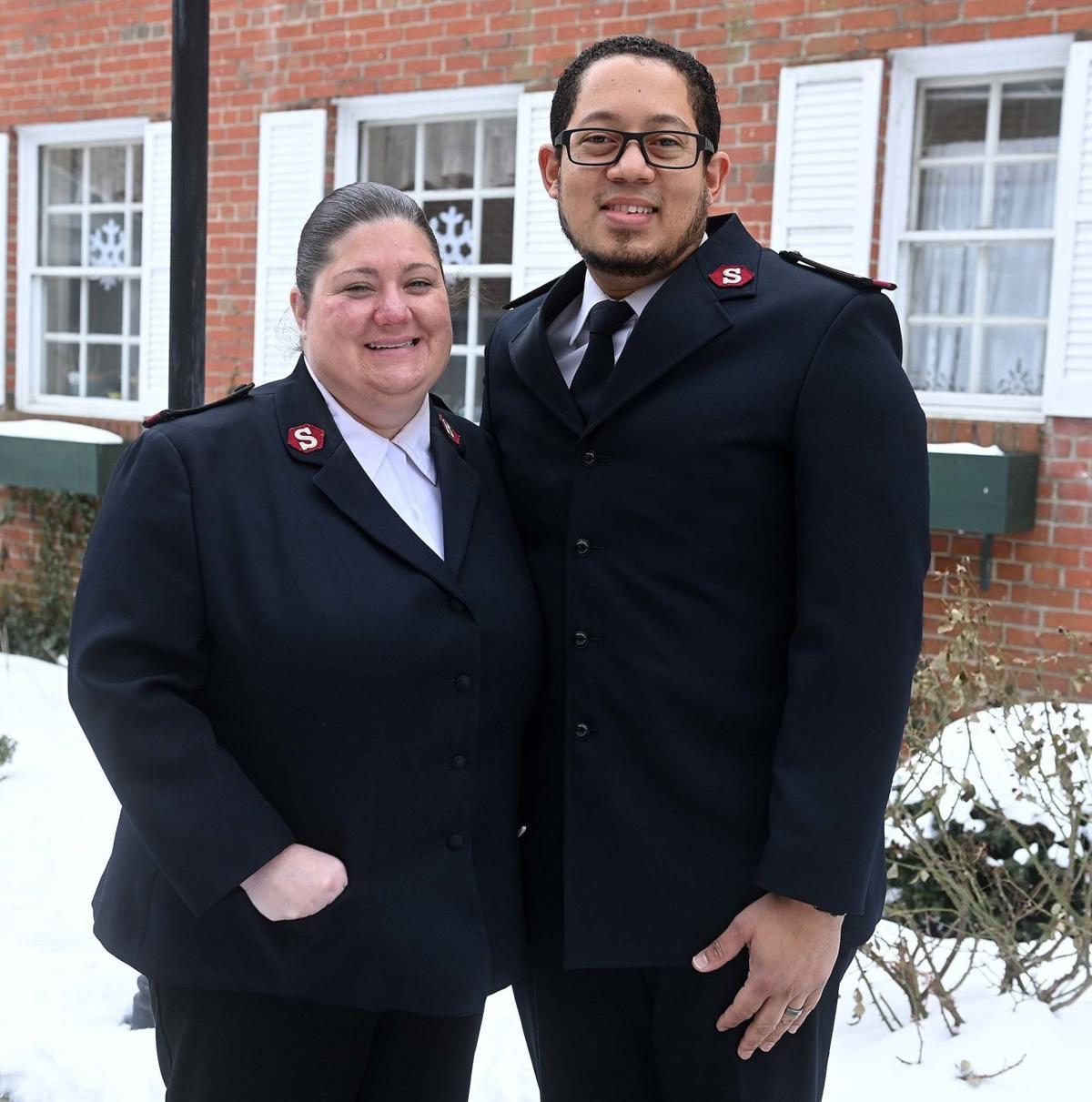 Lt. Oziel and Lt. Melissa Urbaez 2