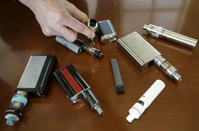 Vaping craze prompts state taxes