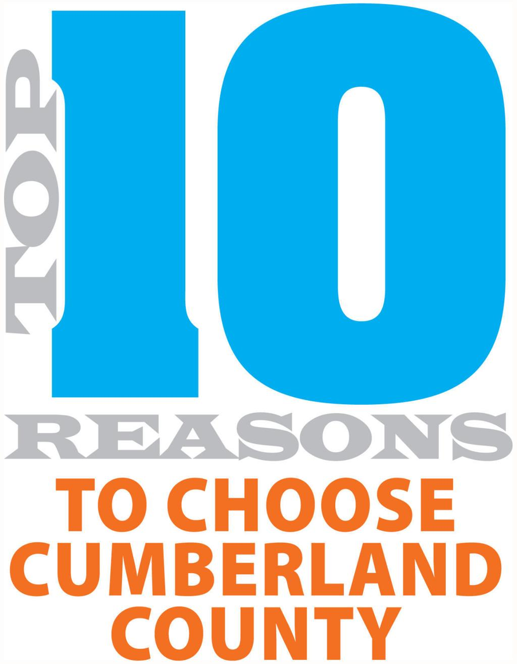 Cumberland County Top 10: Health care services accessible in