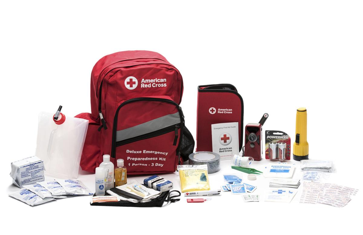 Homes Emergency Go-Bags