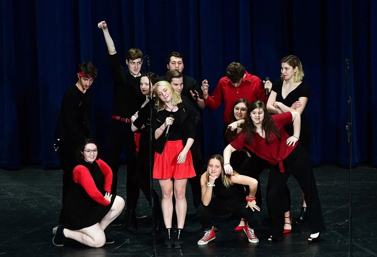 Glee Competition