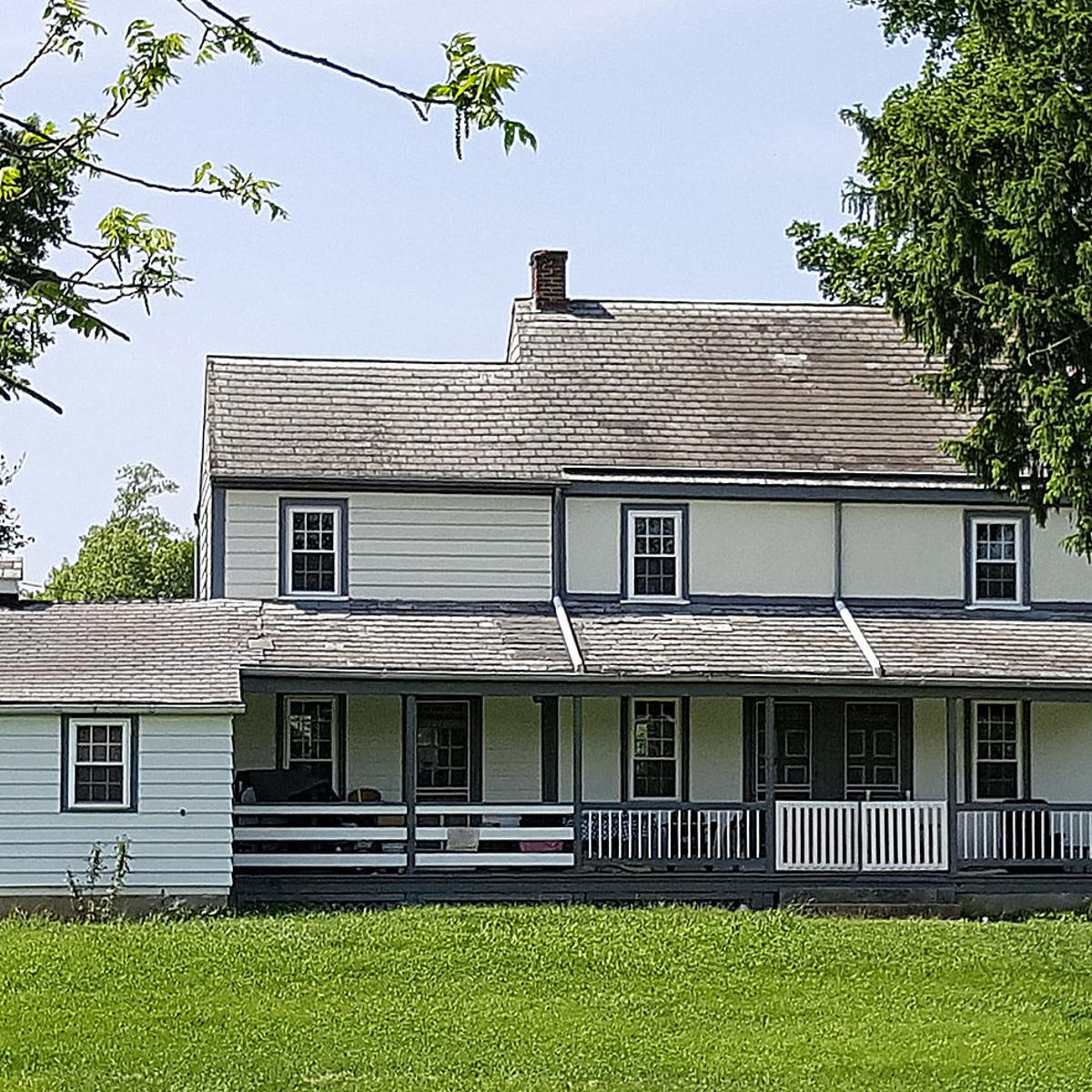Building Blocks of History: McCormick Farm - 1762 | News