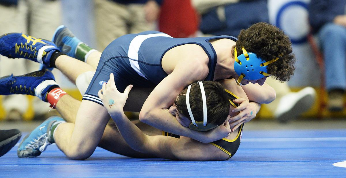 PIAA Team Wrestling: Class 3A Day 2