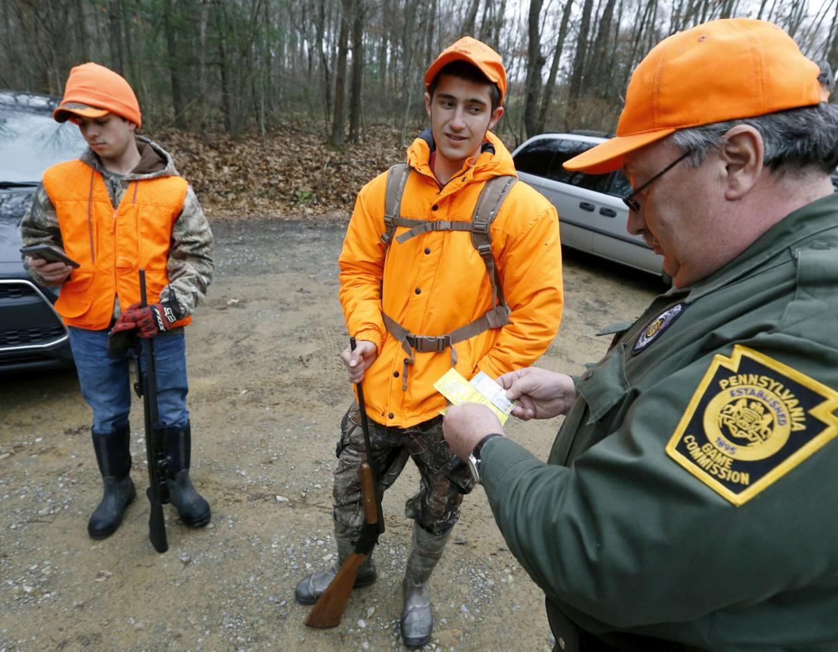 People can lose right to carry gun but get hunting for Pa fishing licenses
