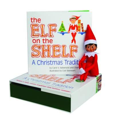 What Is Your The Elf On The Shelf Up To The Sentinel
