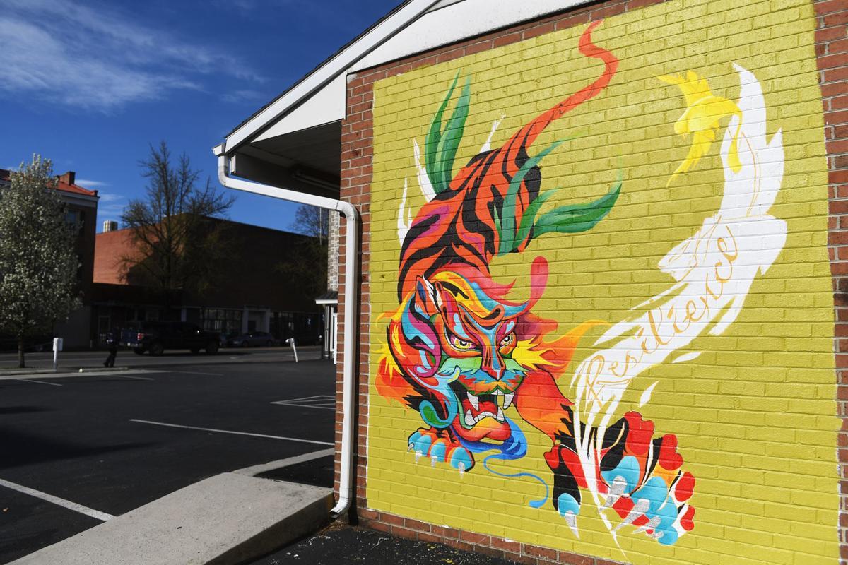 Carlisle Downtown mural