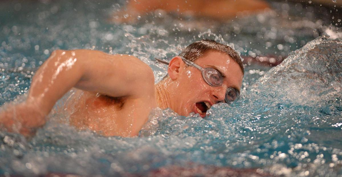 HS Swimming Previews: Mechanicsburg's Brandon Maxwell