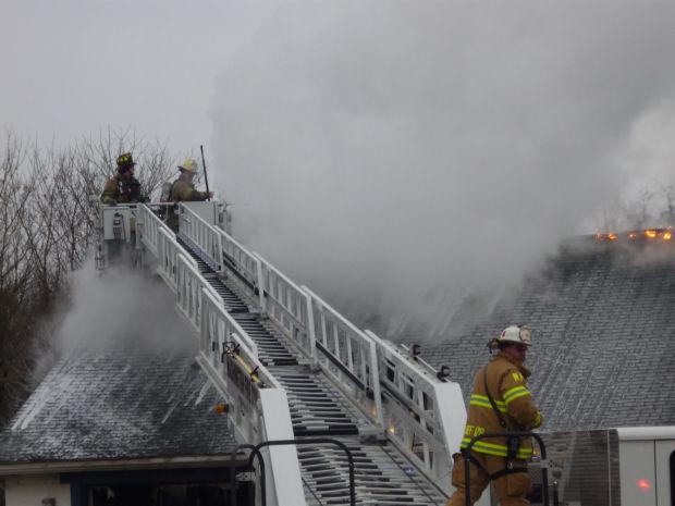 Mechanicsburg fire