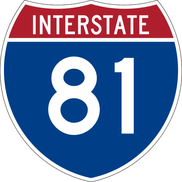 I-81 Logo