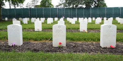 Disinterment of Native American children at Carlisle Barracks Cemetery