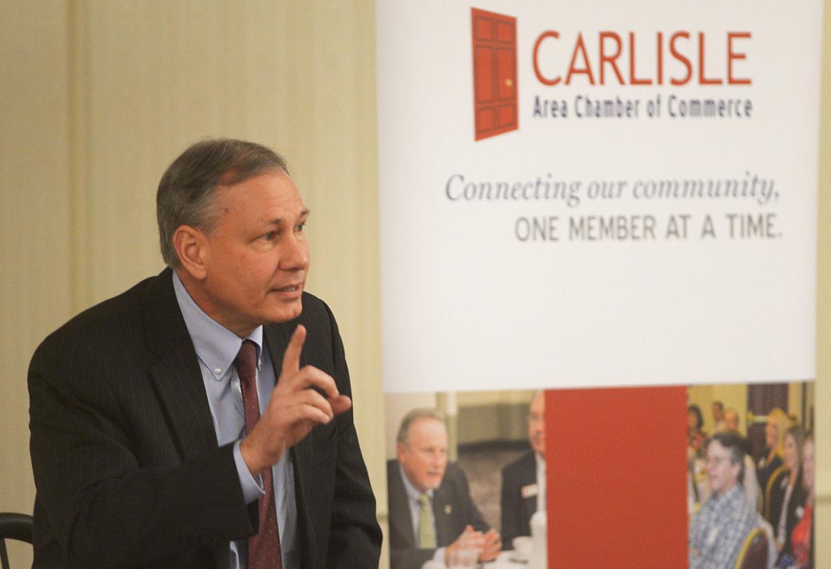 State Budget Breakfast with Senator John Eichelberger