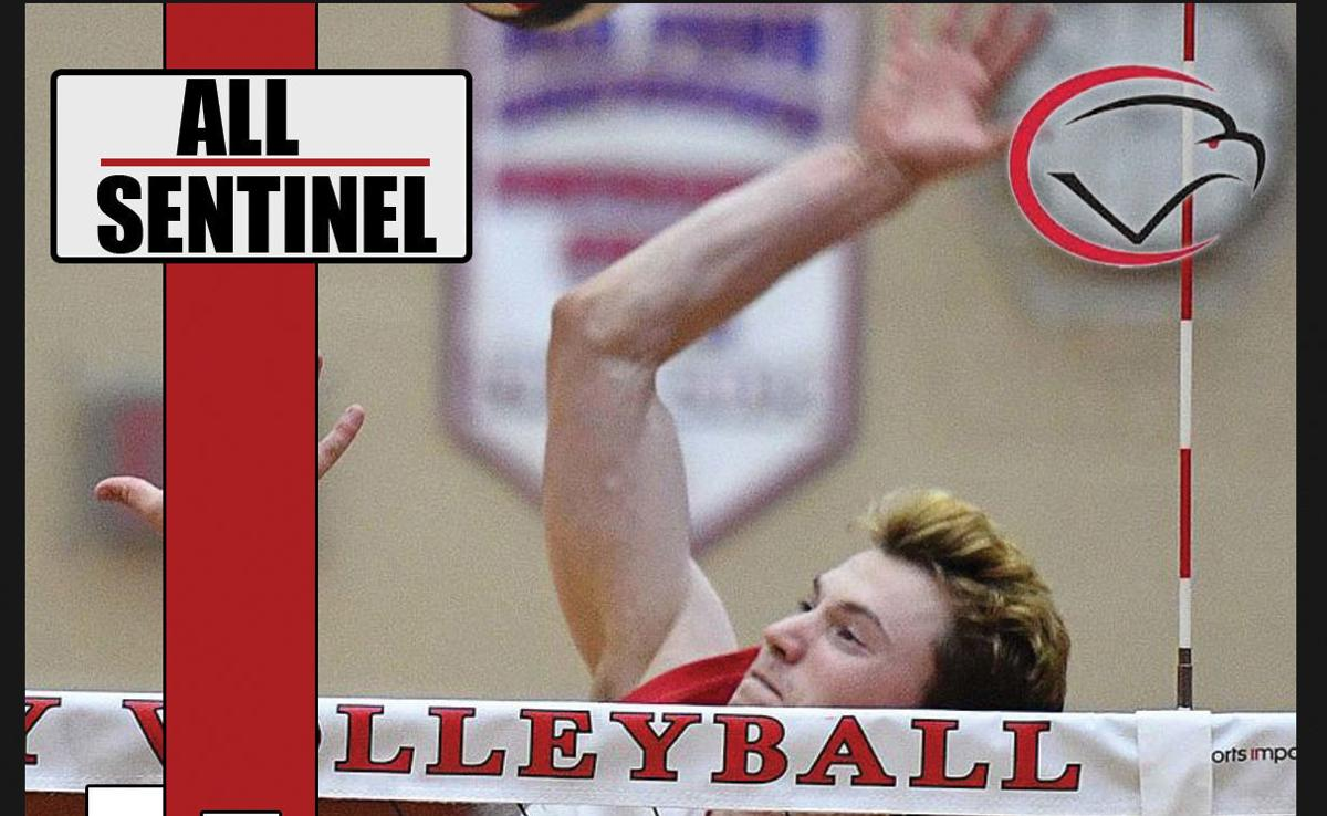 All-Sentinel: Cumberland Valley sr. Blake Liprando
