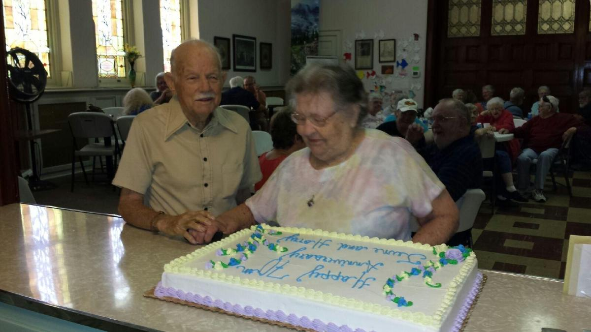 June and Harry Reese