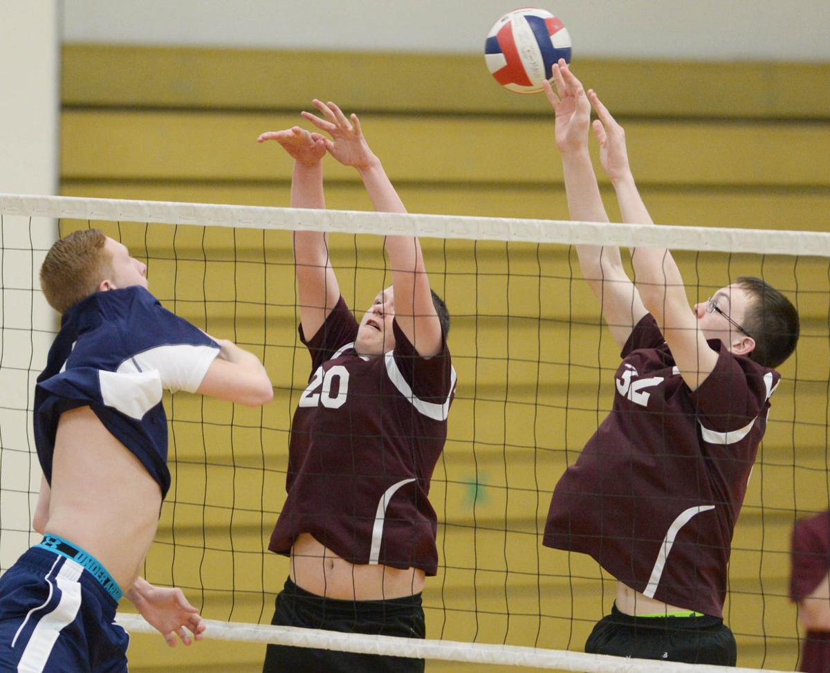 Mechanicsburg vs Cedar Cliff Boys Volleyball (copy)