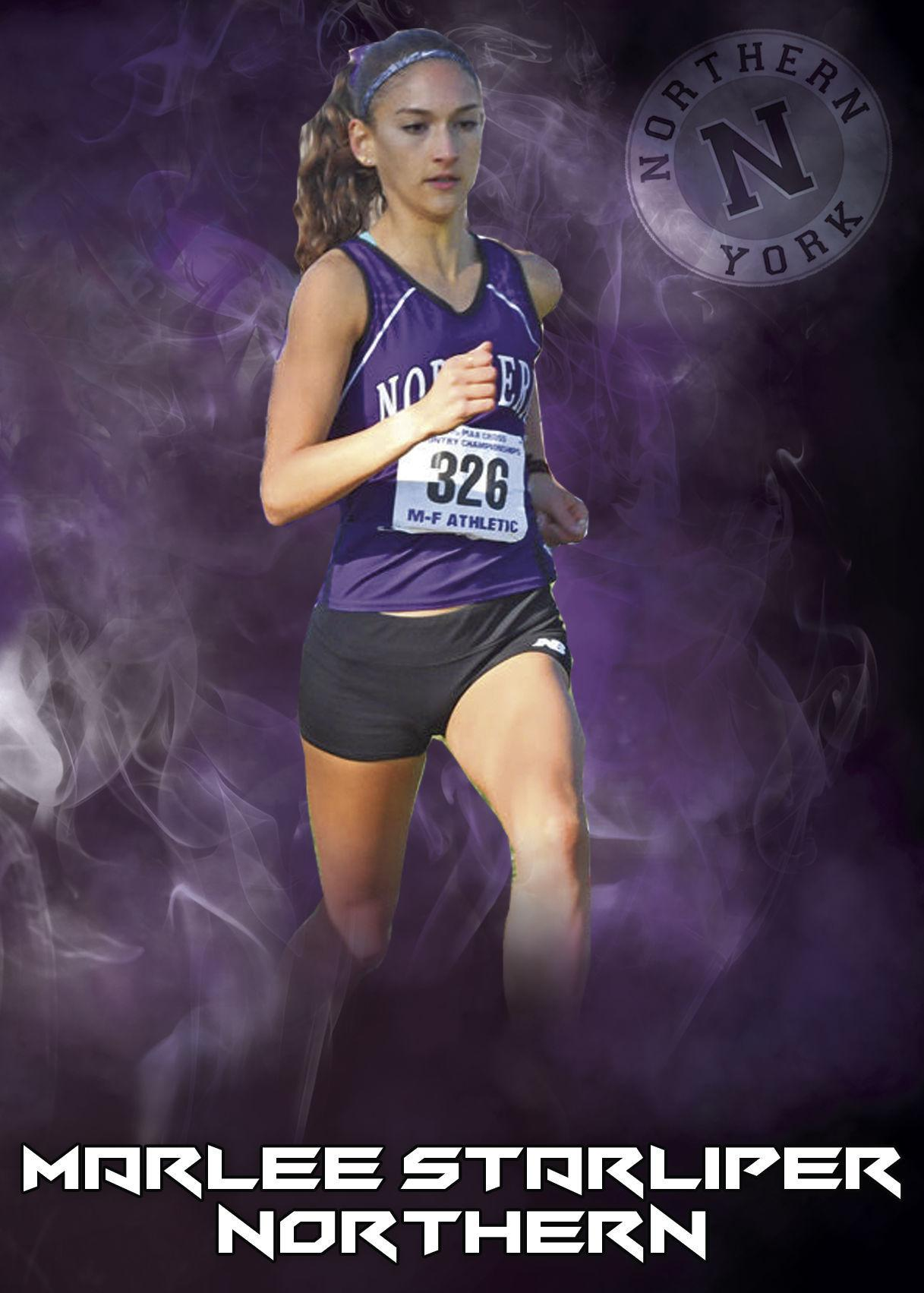 Runner of the Year: Marlee Starliper, Northern