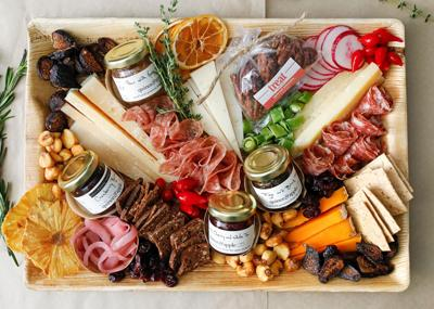 Building a better charcuterie board is easier than you think