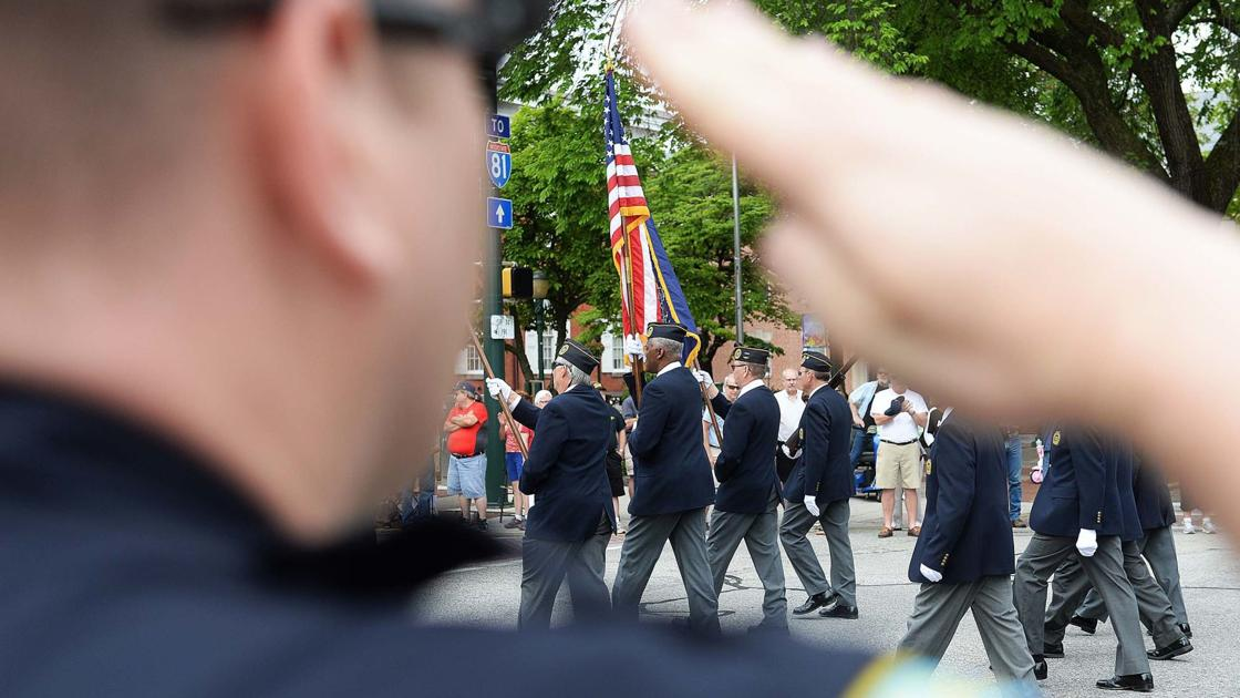 Watch Now: Carlisle's 2020 Memorial Day ceremony